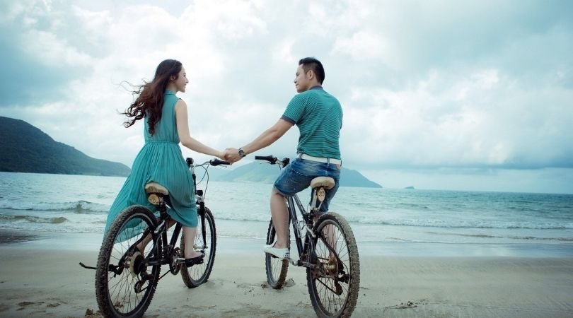 Mein Freund und ich sind nicht verliebt, aber wir waren noch nie glücklicher