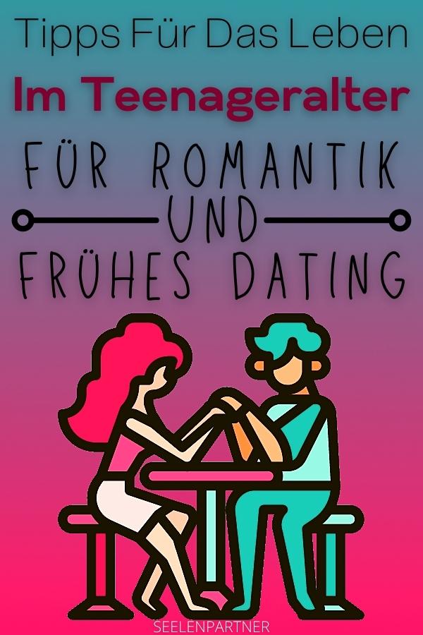 Tipps für das Leben im Teenageralter für Romantik und frühes Dating