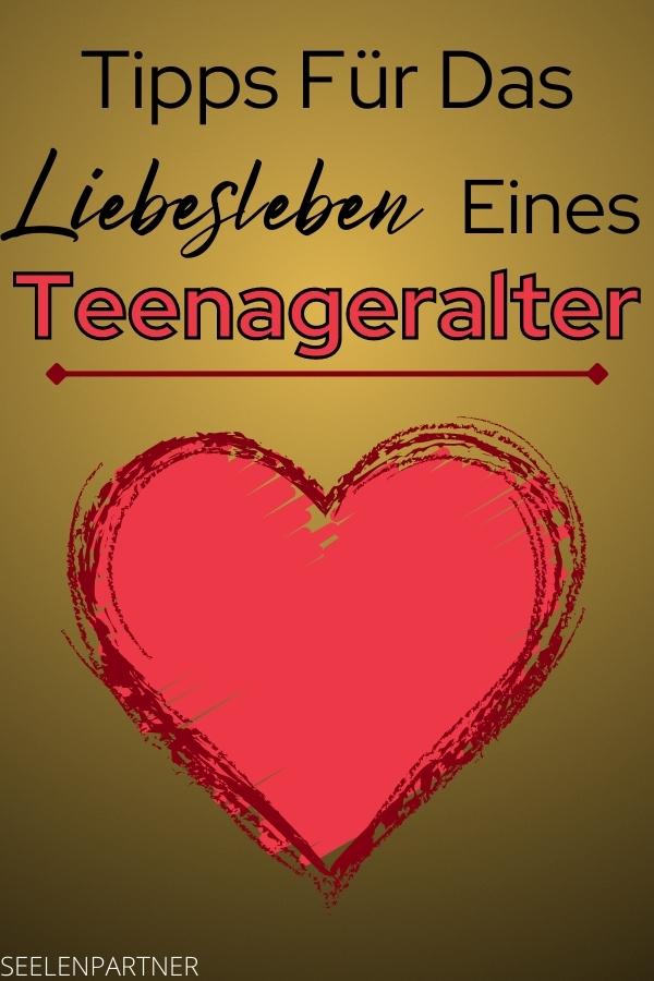 Tipps für das Liebesleben eines Teenagers