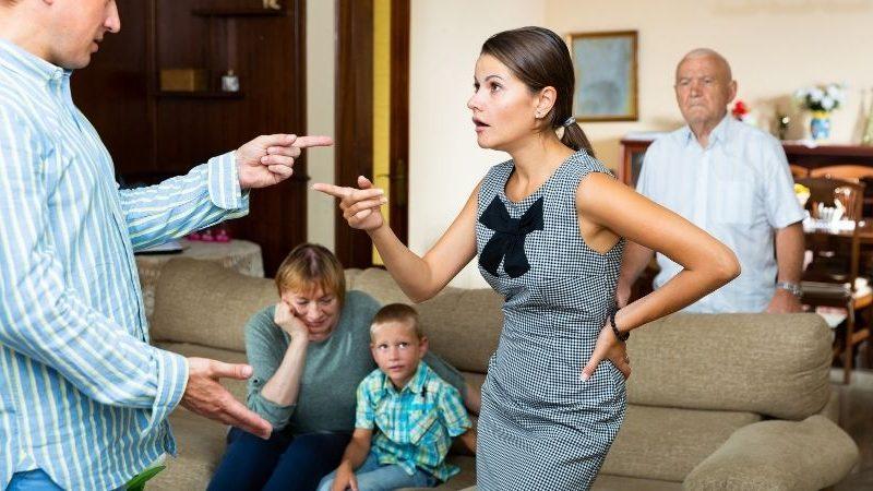 6 Arten von Eheproblemen, die jedem passieren können
