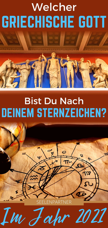 Welcher griechische Gott bist du nach deinem Sternzeichen im Jahr 2021?