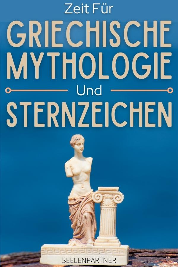 Zeit für griechische Mythologie und Sternzeichen