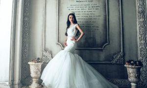 Das Brautkleid basiert auf dem Sternzeichen 2021
