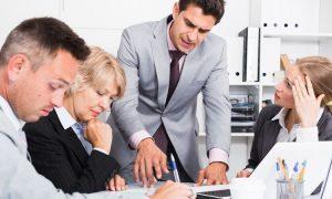 Der Umgang mit einem narzisstischer Chef