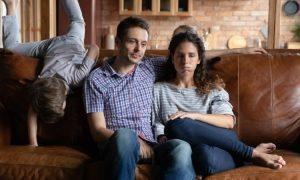 Wie Eltern mit eigener toxischer Beziehung ihren Kindern schaden