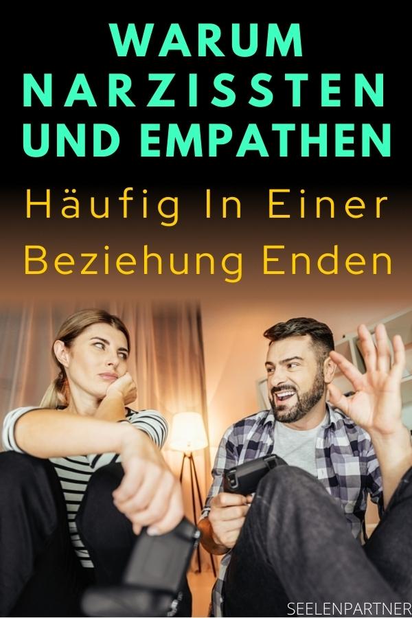 Warum Narzissten und Empathen häufig in einer Beziehung enden