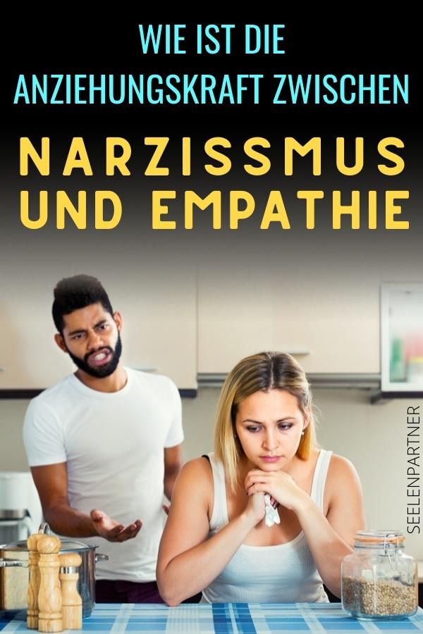 Wie ist die Anziehungskraft zwischen Narzissmus und Empathie