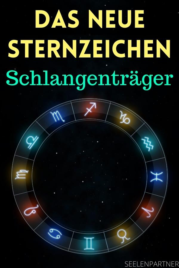Das neue Sternzeichen Schlangenträger - Seelenpartner