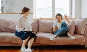 Wie man toxische Eltern davon abhält, toxische Nachrichten zu senden