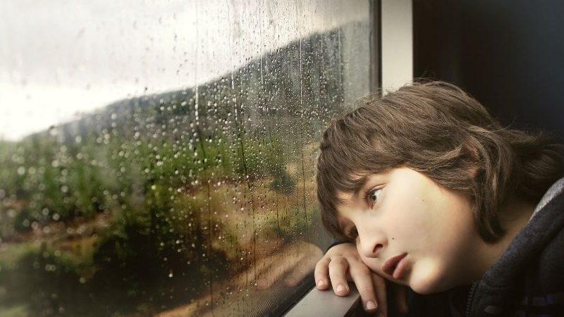 7 Anzeichen von Depression bei Kindern
