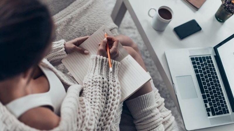 Automatisches Schreiben: Nachrichten kanalisieren durch Schreiben